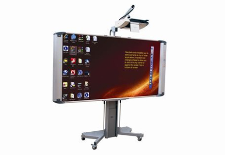 Wide range of traditional short and long throw whiteboard systems