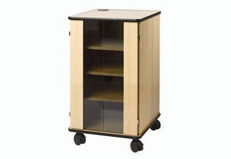 Range of AV furniture storage units and cases