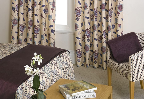 Care home scheme in Firenze fabric