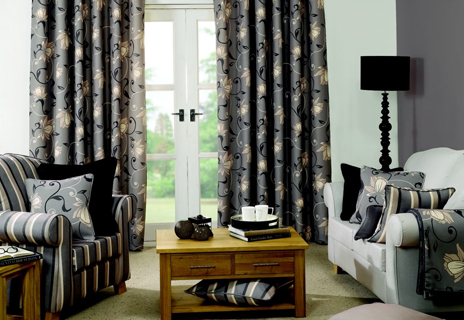 Care home scheme in Serenity Fabric image 2
