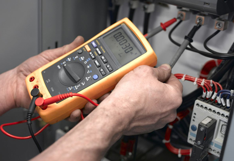 Custom Group's employed engineers fit electrical products to IEE standards